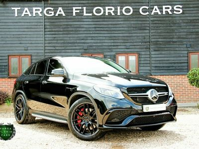 used Mercedes GLE63 AMG GLE AMGS 4MATIC PREMIUM Auto 4-Door