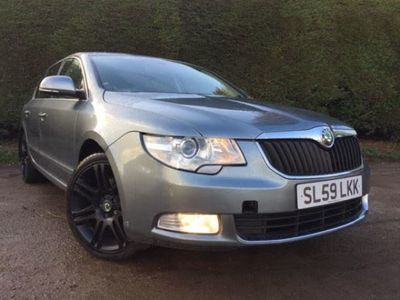 used Skoda Superb 2.0TD Elegance CR 170 2009