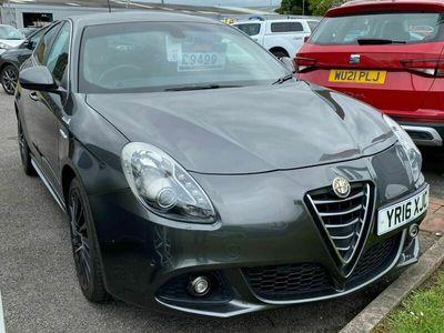 used Alfa Romeo Giulietta 1.4 TB MultiAir QV Line 5dr
