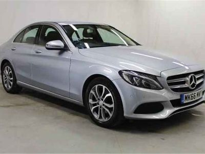 used Mercedes C200 C CLASS 2016 ChesterfieldSport 4dr
