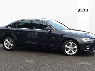 used Audi A4 TDI SE START/STOP Saloon 2013