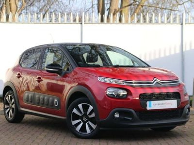 used Citroën C3 1.2 PureTech Flair (s/s) 5dr