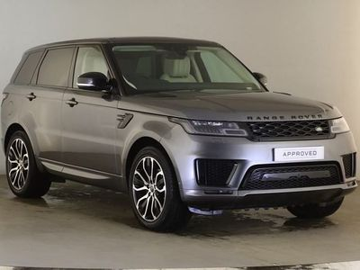 used Land Rover Range Rover Sport 2019 Reading 3.0 SDV6 (306hp) Autobiography Dynamic