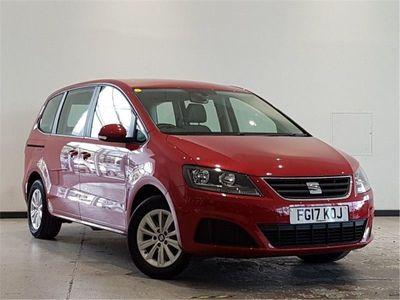 used Seat Alhambra 2.0 TDI CR S [150] 5dr DSG