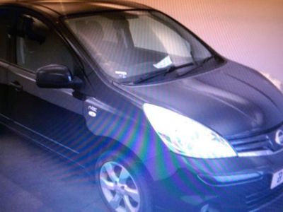 used Nissan Note 1.5 dCi n-tec 5dr