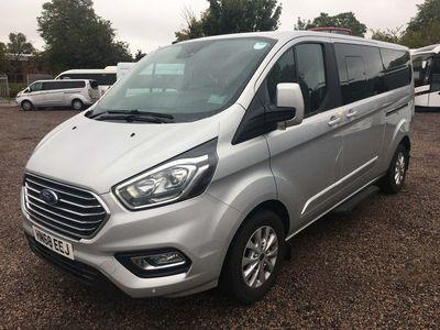 used Ford Custom Tourneo2.0 320 EcoBlue Titanium Auto L2 EU6 (s/s) 5dr (8 Seat)