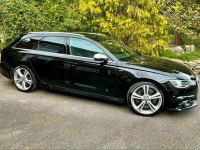 used Audi S6 Avant 4.0 TFSI V8 Avant S Tronic quattro (s/s) 5dr