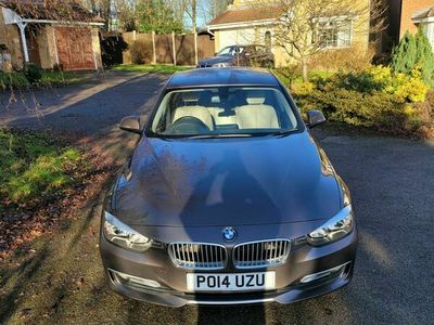 used BMW 318 3 Series 2.0 d Modern (s/s) 4dr