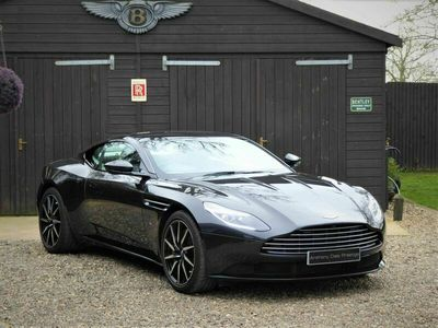 used Aston Martin DB11 Coupe V12 2d Touchtronic Auto