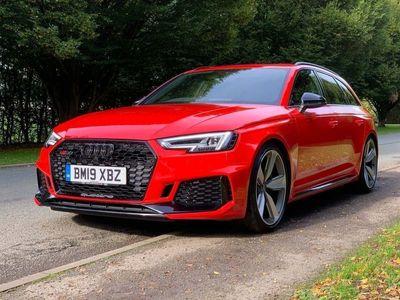 used Audi RS4 2.9 TFSI V6 Sport Edition Avant Tiptronic quattro (s/s) 5dr Estate 2019