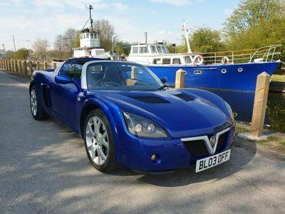 used Vauxhall VX220 2.0 i Turbo 16v Targa 2dr
