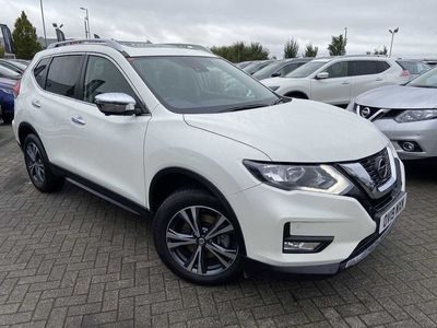 used Nissan X-Trail Station Wagon 5-Door 1.7dCi (150ps) N-Connecta (5 Seat) diesel station wagon