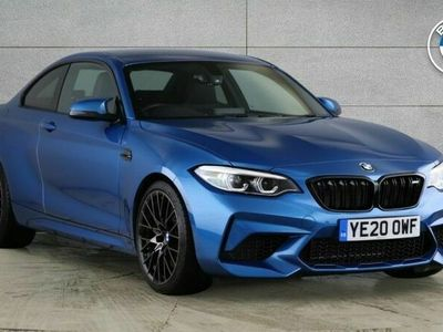 used BMW M2 Competition