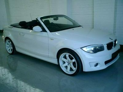 used BMW 118 Cabriolet 118d Sport Automatic 2-Door