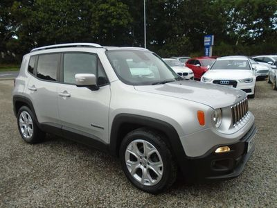 used Jeep Renegade 1.4 MultiAir II Limited (s/s) 5dr