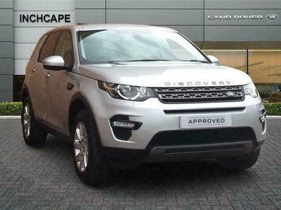 used Land Rover Discovery Sport Diesel Sw 2.0 TD4 180 SE Tech 5dr