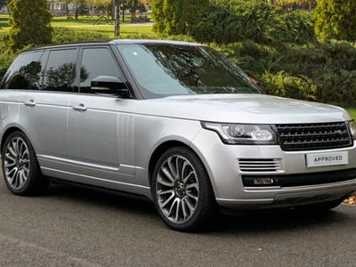 used Land Rover Range Rover 3.0 TDV6 Autobiography 4dr - S Estate 2015