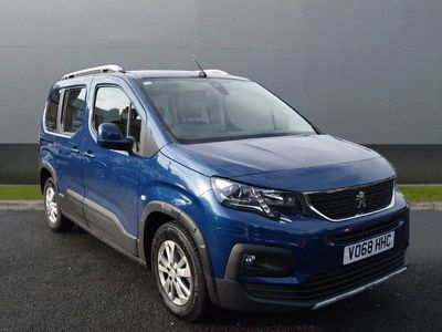 used Peugeot Rifter 1.5 BlueHDi 130 Allure 5dr