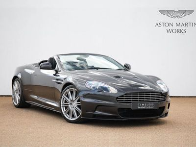 used Aston Martin DBS Volante 6.0 2dr