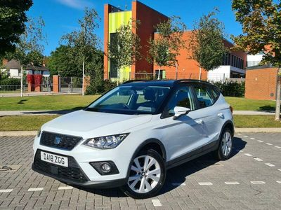 used Seat Arona SUV SE Technology Lux 1.6 TDI 115PS 5d