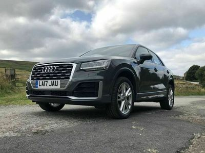 used Audi Q2 1.6 TDI S line (s/s) 5dr