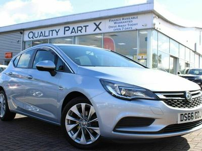 used Vauxhall Astra 1.4i Turbo Tech Line 5dr
