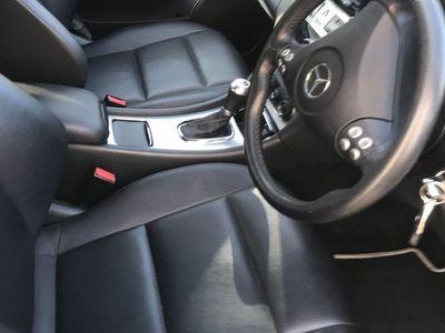 used Mercedes C180 C Class 1.8Kompressor Avantgarde SE 5dr