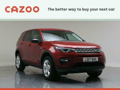 used Land Rover Discovery Sport 2L Pure Edition TD4
