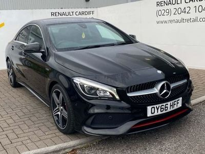 used Mercedes CLA250 CLA Class 2.0AMG Coupe 4dr Petrol (s/s) (218 ps)