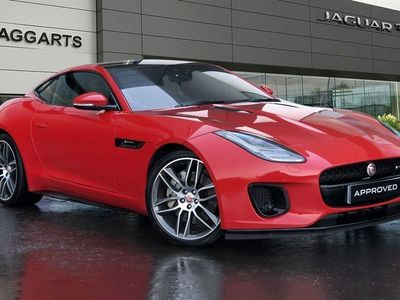 used Jaguar F-Type 2.0 R-Dynamic 2Dr Auto