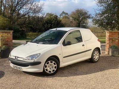 used Peugeot 206 1.4 1.4D 68 BHP