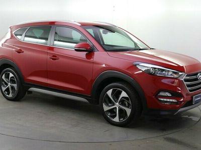 used Hyundai Tucson 1.7 CRDi Blue Drive Sport Edition (s/s) 5dr