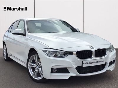 used BMW 320 3 Series d xDrive M Sport 4dr Step Auto 2.0