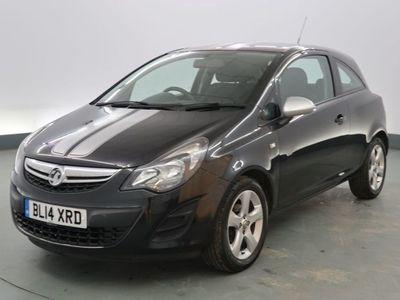used Vauxhall Corsa 1.0 ecoFLEX Sting 3dr -