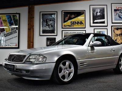 used Mercedes SL320 SL Class 3.22dr
