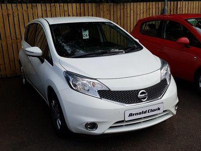 used Nissan Note 1.2 Acenta Premium 5dr