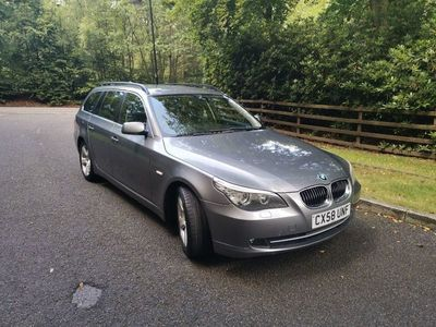 used BMW 523 5 Series 2.5 i SE Touring 5dr