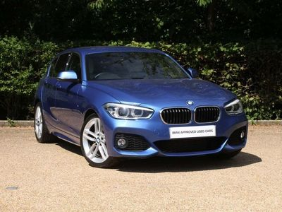 used BMW 120 d M Sport 5-Door
