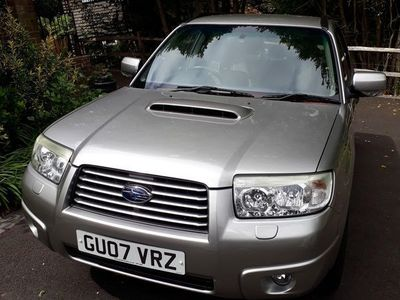 used Subaru Forester 2.5 XT 5dr