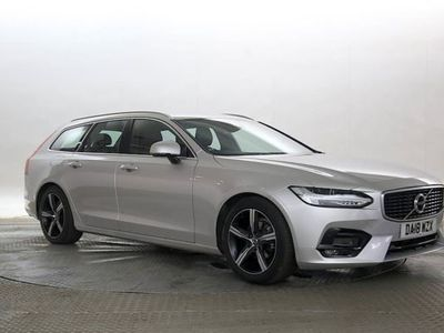 used Volvo V90 2.0 D4 190 R DESIGN Geartronic 5dr