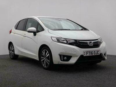 used Honda Jazz 1.3 i-VTEC EX CVT