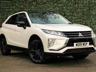 used Mitsubishi Eclipse Cross Black Edition 1.5L CVT | Front and Back Parking Sensors | Heads Up Display | Rear Camera | Black Alloys and Front Grille 5dr