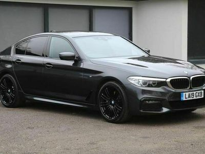 used BMW 530 5 Series 3.0 d M Sport Auto (s/s) 4dr