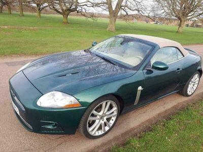 used Jaguar XKR 4.2 Supercharged V8 2dr Auto