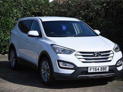 used Hyundai Santa Fe 2.2 CRDi SE (5 Seat) 4WD 5 Door