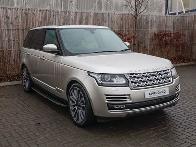 used Land Rover Range Rover 4.4 SDV8 Autobiography 4dr Auto Estate 2016