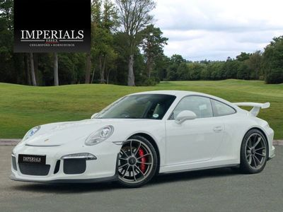 used Porsche 911 GT3 COUPE PDK AUTO Coupe 2014