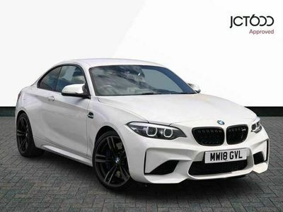 used BMW M2 M22dr DCT coupe