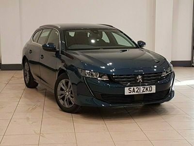 used Peugeot 508 1.5 BlueHDi Active 5dr EAT8