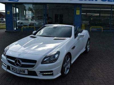 used Mercedes 250 SLK 2.2AMG Sport CDI Blue Auto Diesel Convertible